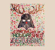 Christmas Star Wars Collage Unisex T-Shirt