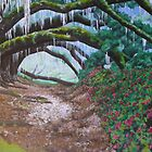 Forest Path 2011 by Jewel  Charsley