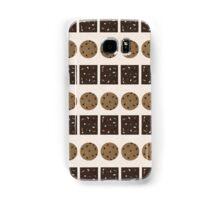 Cookie Monster (Cream) Samsung Galaxy Case/Skin