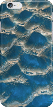 Blue by Anne Staub