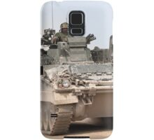 FV512 Warrior Mechanised Repair Vehicle Samsung Galaxy Case/Skin
