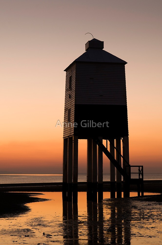 After the Sun Set by Anne Gilbert