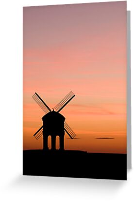 Chesterton Windmill by Anne Gilbert