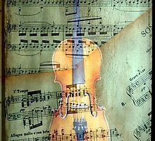 A masterpiece © Allegro molto e con brio by Dawn M. Becker