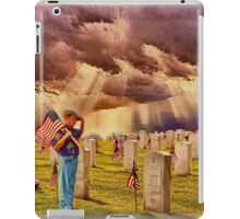 """""""Scout's Honor"""" iPad Case/Skin"""