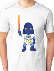 Baby Saber Vader  Unisex T-Shirt