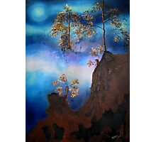 Indian Moon Photographic Print