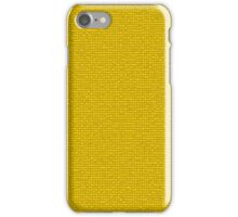 Orange Textured Case iPhone Case/Skin