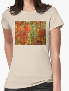 Autumn Behind The Veil......................Most Products Womens Fitted T-Shirt