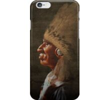 Old chief iphone case iPhone Case/Skin