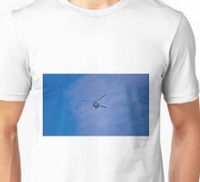 The police helicopter Unisex T-Shirt