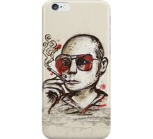 The Weird Turn Pro iPhone Case/Skin