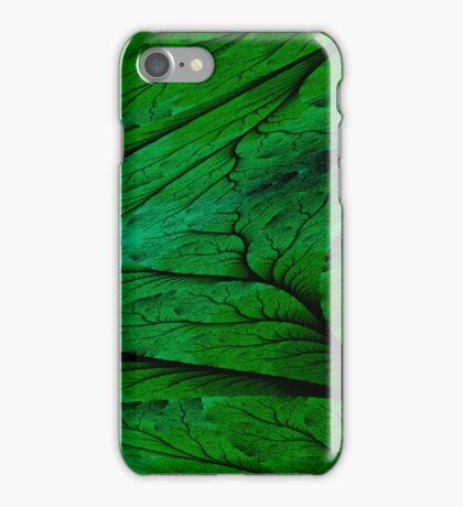 Green Volcano iPhone Case/Skin