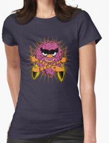 AN-I-MAL! Womens Fitted T-Shirt