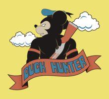 Duck Hunter One Piece - Short Sleeve
