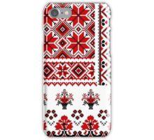 ~ Slavonic Patterns I ~ iPhone Case/Skin