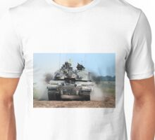 Challenger 2 Main Battle Tank (MBT) British Army Unisex T-Shirt