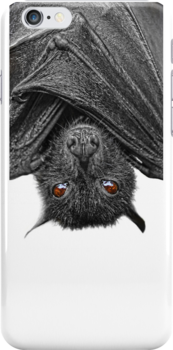 iPhone Case: Bat Phone by Yhun Suarez