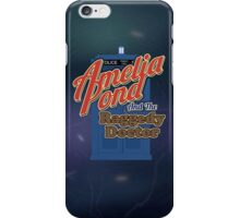 Amelia Pond and the Raggedy Doctor iPhone Case/Skin