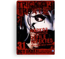 << tRICK oR tREAT >> Canvas Print