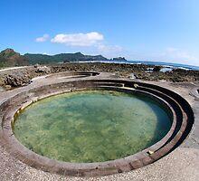 The Green Island Hot Springs by SinaStraub