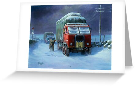 BRS Scammell R8 by Mike Jeffries