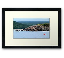 Neil's Harbour, Cape Breton, NS Framed Print