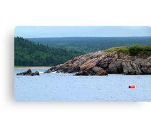 Neil's Harbour, Cape Breton, NS Canvas Print