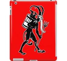 Krampus 008 iPad Case/Skin