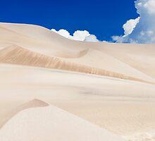 Sandy Sea by Christian von Schleicher