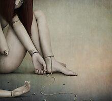Broken  doll by Larissa Kulik