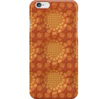 Orange Lace for iPhone iPhone Case/Skin