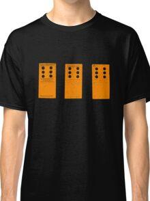 666 Dominos - Orange Classic T-Shirt