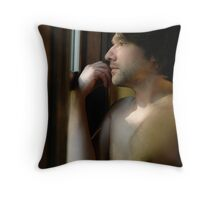 Matthew #119 Throw Pillow