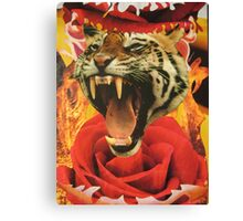 Righteous Rage Canvas Print