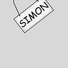 Simon's Phone by chancel