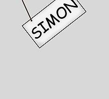 Simon's Phone by chancel