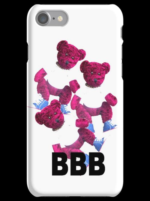 Little BBB x 3 by Hiroko