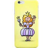 Pretty Princess from a fairy tale iPhone Case/Skin