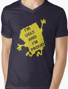 Spongebob - Ugly & Proud Mens V-Neck T-Shirt