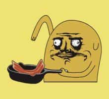 Me Gusta Bacon Pancakes Baby Tee