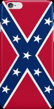 Confederate Flag by jean-louis bouzou