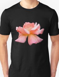 Autumn Pink Rose T-Shirt