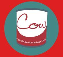 Cow Gum Baby Tee