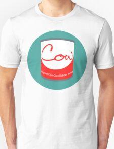 Cow Gum Unisex T-Shirt