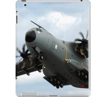 Airbus Military A400M demonstrator EC-402 aircraft iPad Case/Skin