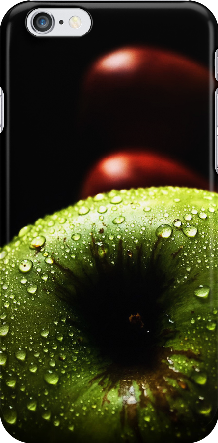 fresh - iphone case by Ingz
