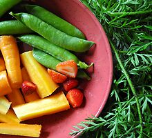 Fresh from the Garden by Tracy Riddell