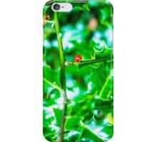 a lone berry  iPhone Case/Skin