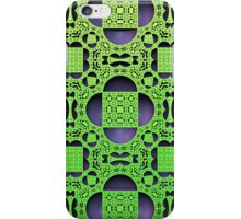 Green & Purple for iPhone iPhone Case/Skin